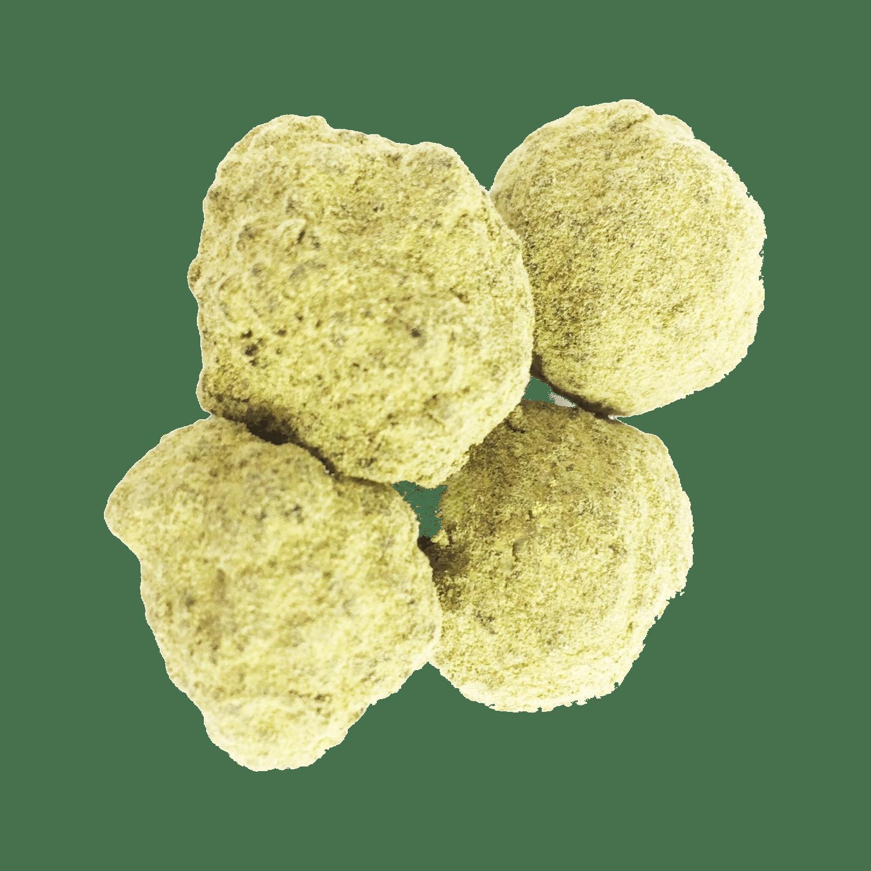 Kaviar moonrocks